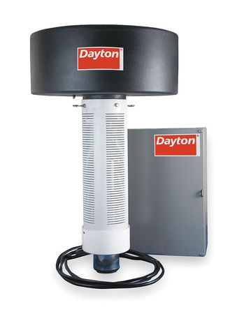 "20"" Pond Aerating Fountain System, Dayton, 2VAN4 by DAYTON"