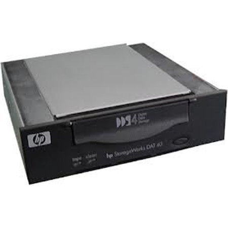 HP Q1553A 20/40GB 4mm DDS-4 DAT SCSI LVD Internal Carbon -Refurbished