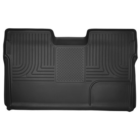 - Husky Liners 2nd Seat Floor Liner (Full Coverage) Fits 09-14 F150 SuperCrew