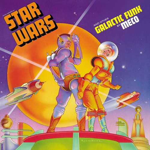 Music Inspired By Star Wars & Other Galactic Funk (Vinyl)