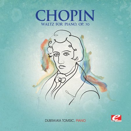 F. Chopin - Waltz for Piano Op 70 [CD]