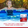 HTH Super Shock! Treatment for Swimming Pools Value 12 Pack, 12 lbs.
