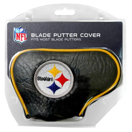 Team Golf NFL Pittsburgh Steelers Golf Blade Putter Cover