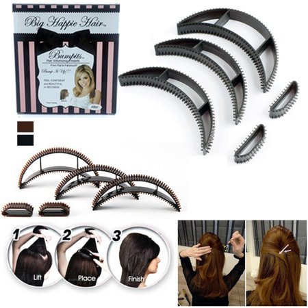 5 P It Hie Hair Volumizing Brown Leave In Insert Styling Tool Pump Set