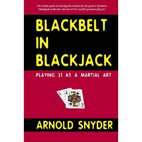 Blackbelt in Blackjack: Playing 21 As A Martial Art
