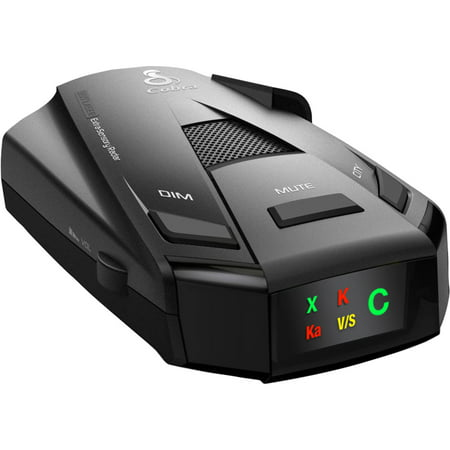COBRA ESR-755 12 Band 360 Degree Radar/Laser Police Detector Car
