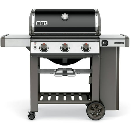 Weber Genesis II E-310 Gas Grill - Black (Weber Genesis E 310 Natural Gas Best Price)