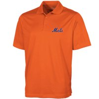 New York Mets Antigua Desert Dry Xtra-Lite Polo - Orange