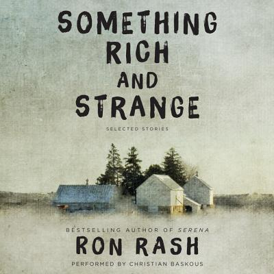Something Rich and Strange - Audiobook