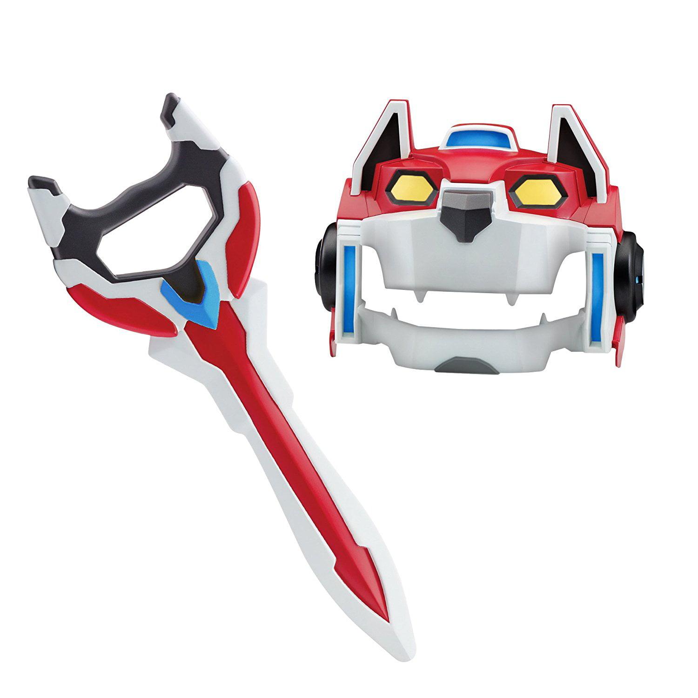 Voltron Red Lion Defender Gear