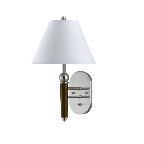 Cal Lighting LA-8005WL-1 Hotel 1 Light Wall Sconce