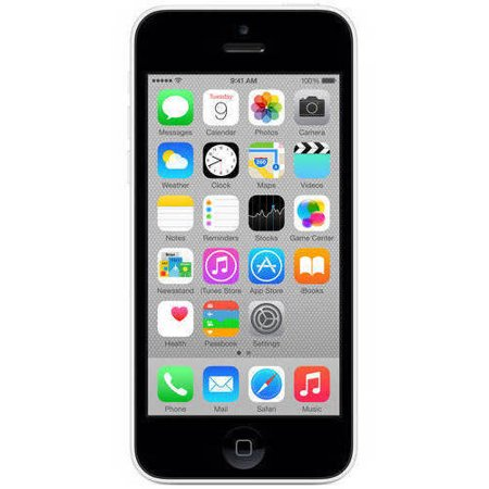 Verizon Wireless Apple Iphone 5C 8Gb Refurbished Smartphone  White