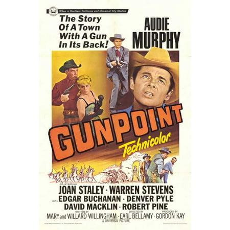 Gunpoint - movie POSTER (Style B) (11