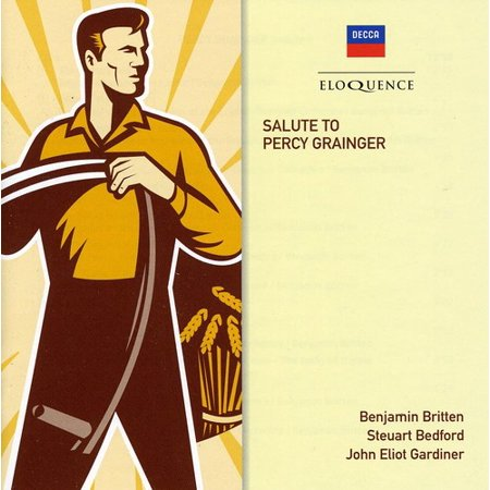 Salute To Percy Grainger   Various