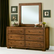 Modus angelo:HOME Chelsea Park Solid Wood Dresser with Optional Mirror