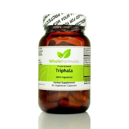 Whole Formulas Triphala, 90 ct