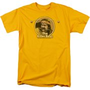 Snl/Killer Bees S/S Adult 18/1   Gold     Snl155