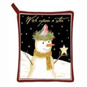 Alice's Cottage AC21326 Wish Upon a Star Pot Holder