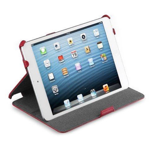 Inland 02639 Grips iPad mini Leather Case - Red (02639)