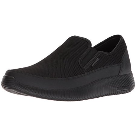 aa4243fbef651 Skechers - Skechers Sport Men's Depth Charge Flish Loafer, Black/Black, 9.5  M US - Walmart.com