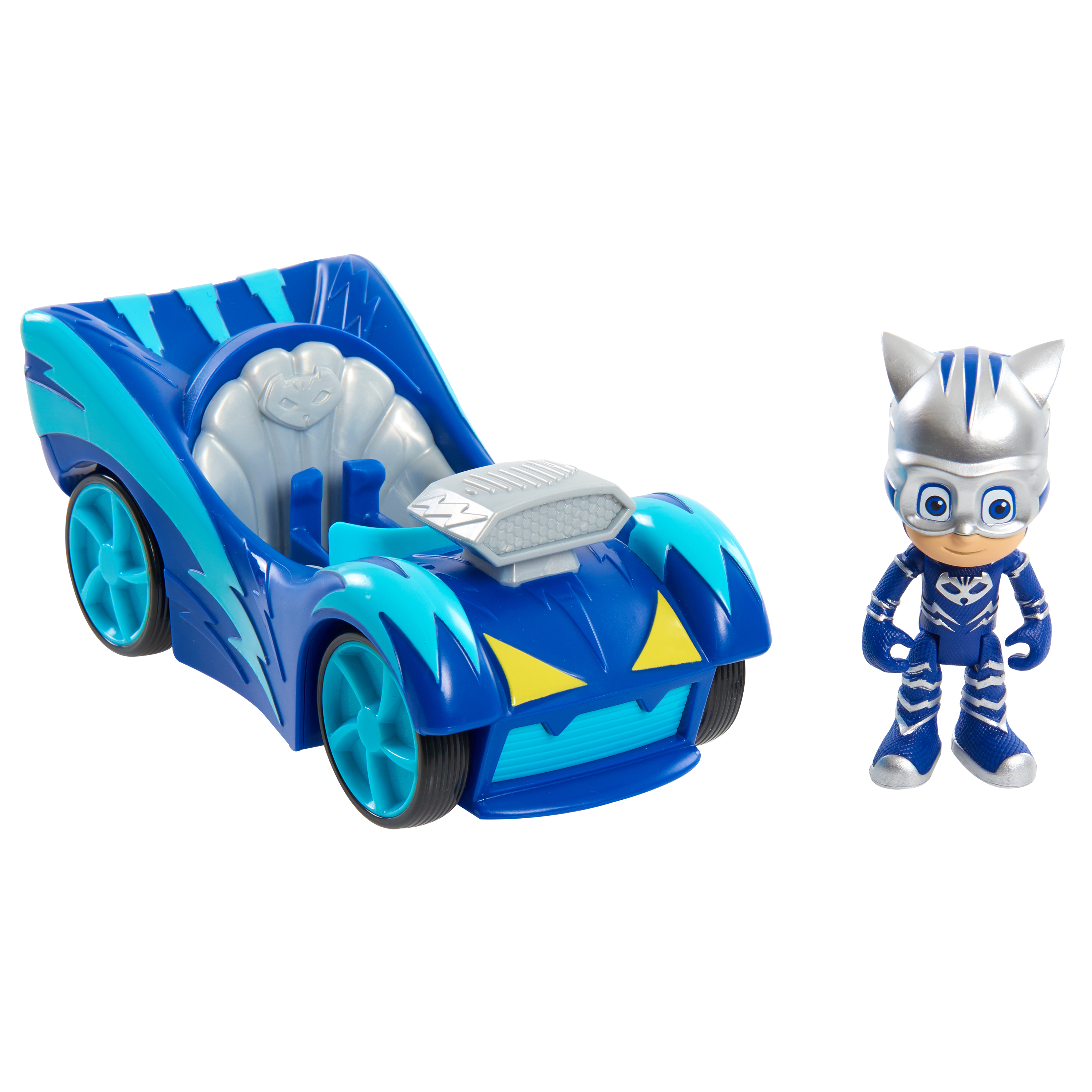 PJ Masks Speed Boosters - Catboy and Cat-Car