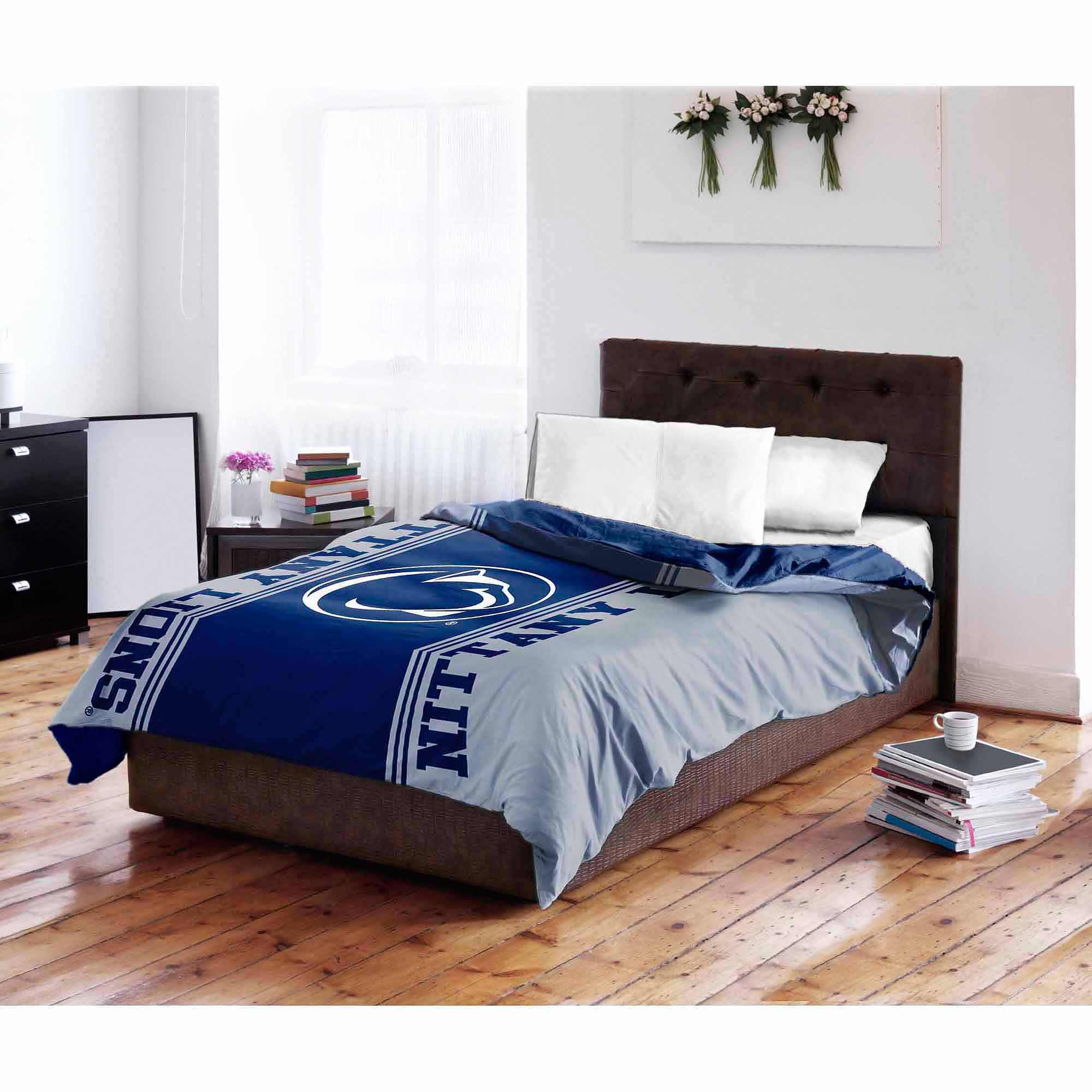NCAA Penn State Nittany Lions Twin/Full Bedding Comforter