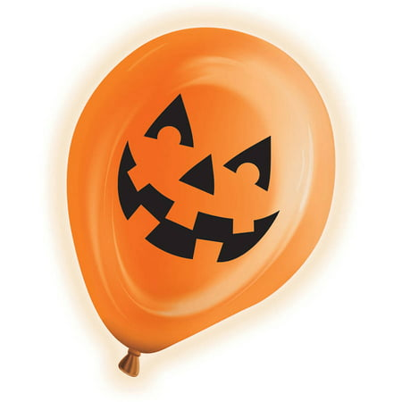 Halloween Pumpkin Balloon Game (10