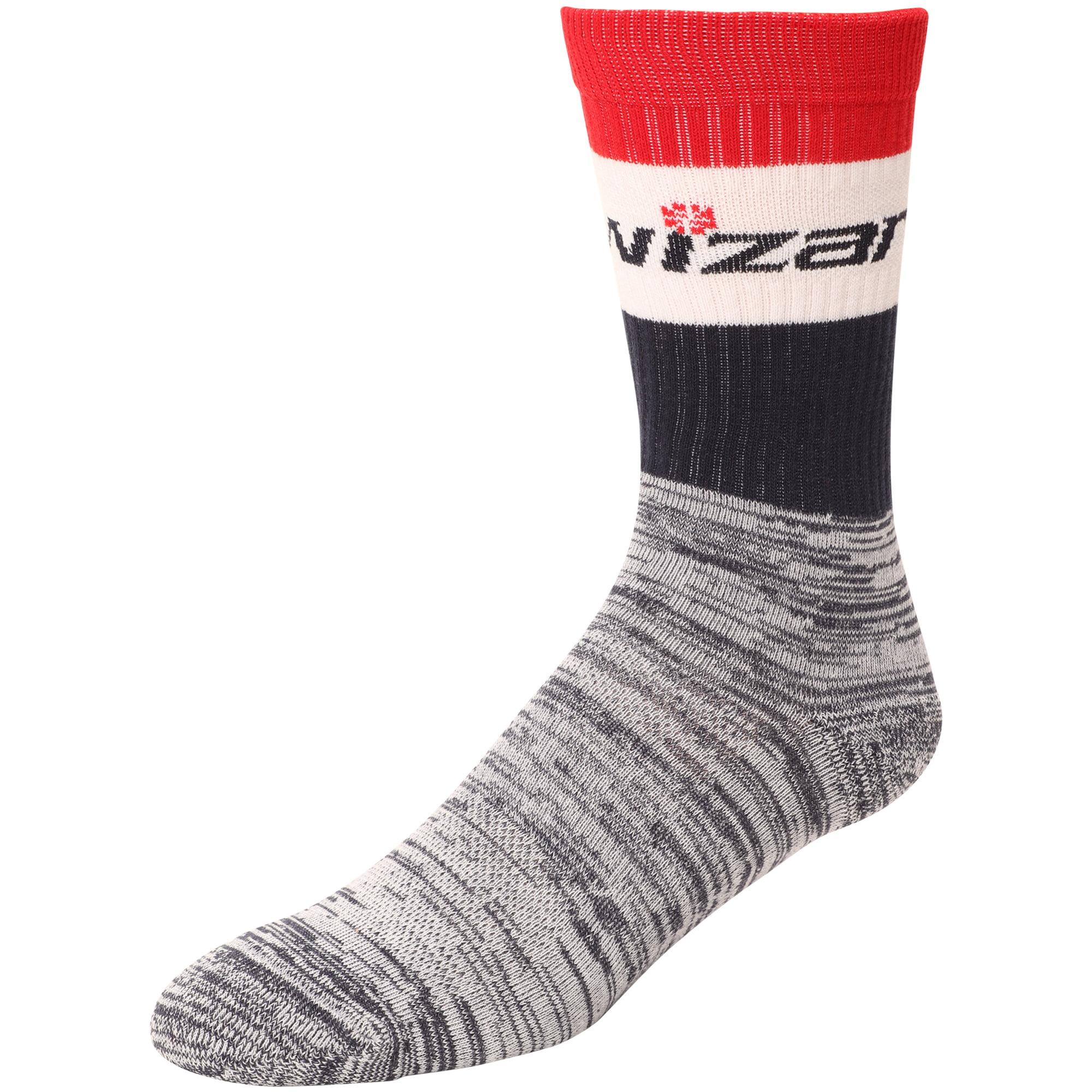 Washington Wizards Block Crew Socks - L