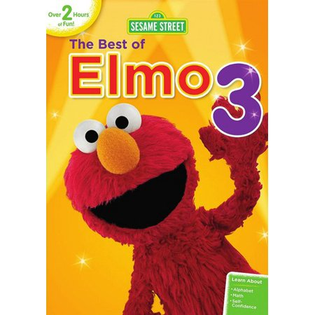 Sesame Street: The Best of Elmo 3 (DVD)