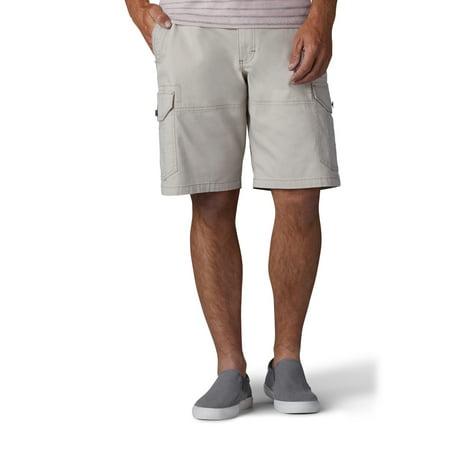 Men's Swope Cargo Shorts - Silver Lame Shorts