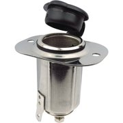 Seachoice 15131 12V 304 Stainless Steel Power Socket