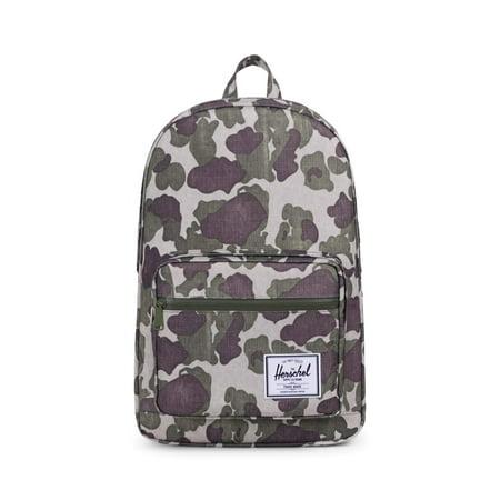 Herschel Supply Co. Pop Quiz Backpack, Frog Camo, One