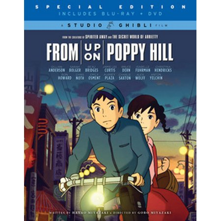 From Up on Poppy Hill (Blu-ray) - Halloween On The Hill Richmond