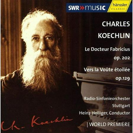 Koechlin: Orchestral Work