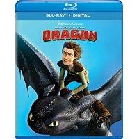 How to Train Your Dragon (Blu-ray + Digital Copy)
