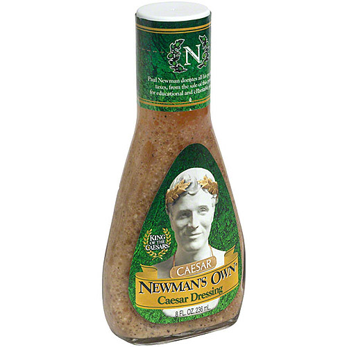 Newman's Own Caesar Dressing, 8 Oz (pack