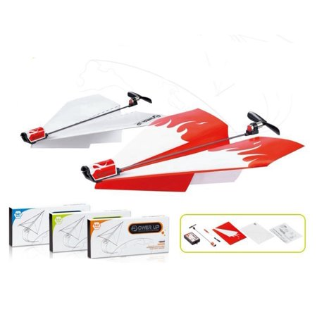 (Electric Paper Airplane Conversion Kit DIY Model Educational Toy)