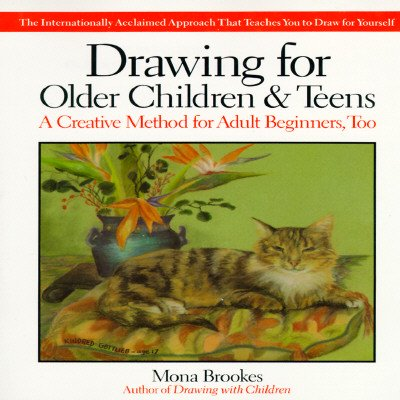 Drawing for Older Children and Teens : A Creative Method for Adult Beginners, Too - Halloween Crafts For Older Adults