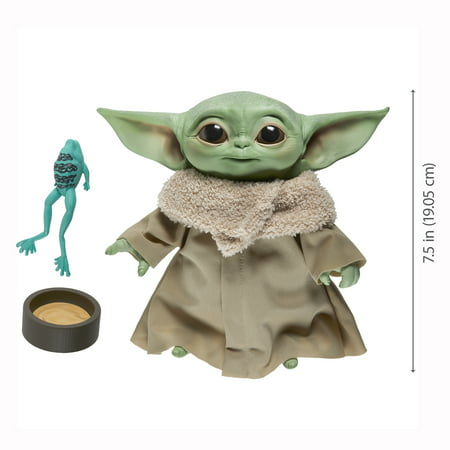 Star Wars The Child Talking Plush Toy PREORDER Ships on 5/18/2020