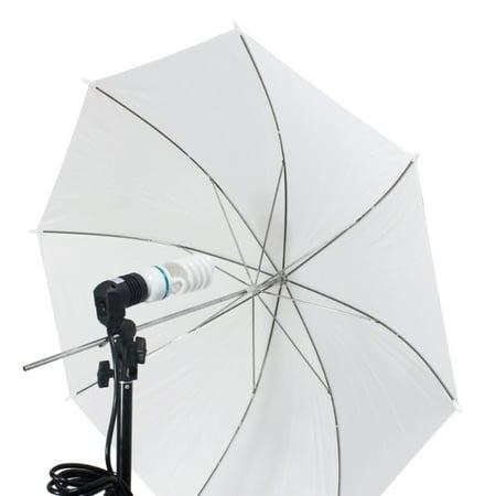 LimoStudio Photography White Photo Umbrella Light Lighting Kit, (Best Camera Lighting Kit)
