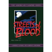Streets of Blood : Vampire Stories from New York City (Hardcover)