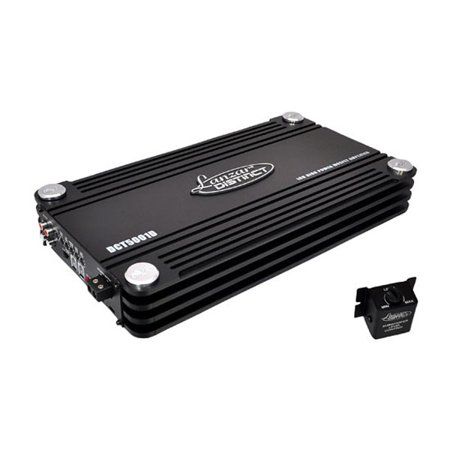 Lanzar 5000 Watt 4 Channel Full FET Class AB Amplifier