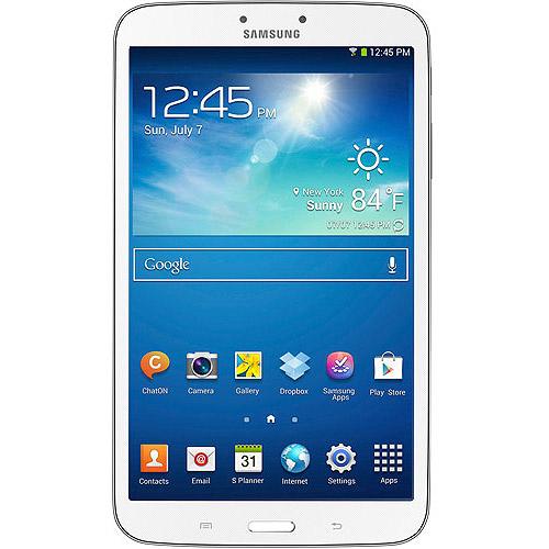 "Samsung Galaxy Tab 3  8"" Tablet 16GB Memory"