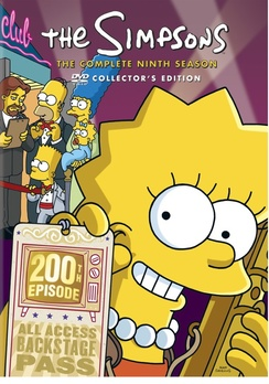 The Simpsons: The Complete Ninth Season (DVD) by 20th Century Fox