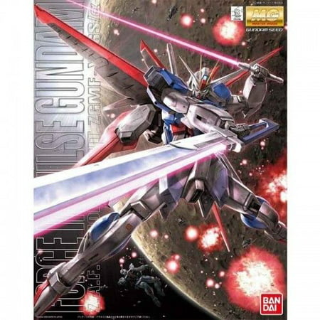 Bandai Hobby SEED Force Impulse Gundam MG 1/100 Model Kit