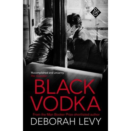 BLACK VODKA - Halloween Black Vodka Cocktails