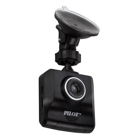 Pilot Automotive 720p Dash Cam with 8GB SD Card