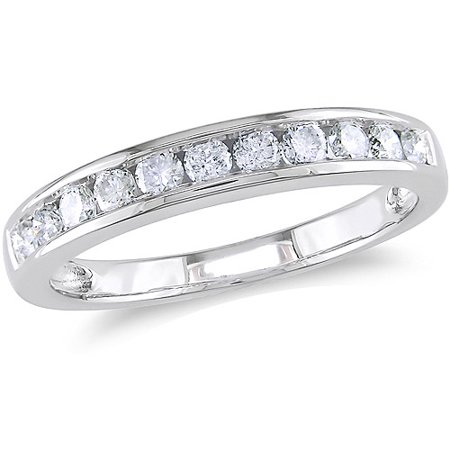 w eternity bands diamond anniversary band gold miabella ring yellow ip semi t carat