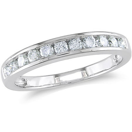 bands cttw sterling cz set channel zirconia silver eternity cubic item princess cut band