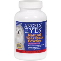 Angels' Eyes Sweet Potato Natural Tear Stain Powder for Dogs, 2.65 oz.